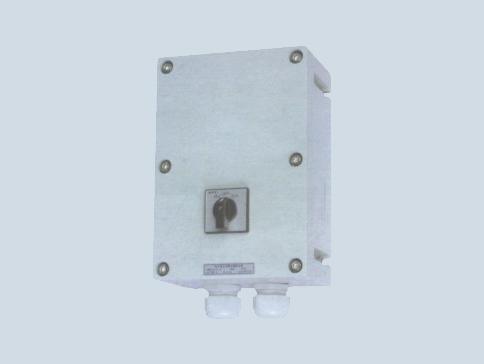 FQD系列防水防尘防腐电磁起动器